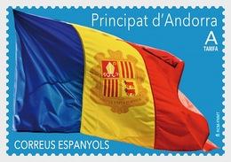 Andorra / Andorre - Postfris / MNH - Vlag 2019 - Spaans-Andorra