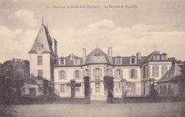 Morlaix (29) - Environs - Le Château De Bagatelle - Morlaix
