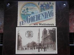 8 Kaarten Wolfsdonk - België