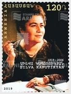 Armenië / Armenia - Postfris / MNH - 100 Jaar Silva Kaputikyan 2019 - Armenië