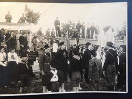 Bareggio- 1935-  Manifestazione Para -militare- 1 Foto D'epoca - Milano (Milan)