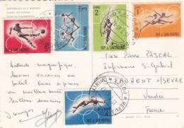 SAINT MARIN  SAN MARINO  : Divers Sur Carte Postale Du Palais De Gouverneur - Lettres & Documents