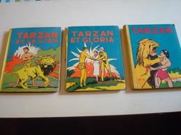 3 N° De La Série Tarzan éditée Chez Hachette En 1936 - 37 - Books, Magazines, Comics