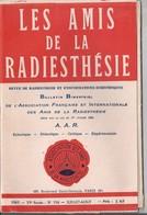"""Revue """"Les Amis De La Radiesthésie"""" -n°156 -1961 - Science"""