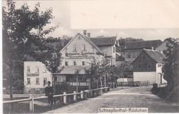 2525207Schnepfenthal, Rödichen Mit Restauration Und Logirhaus Schnepfenthal. G. Müller. - Allemagne