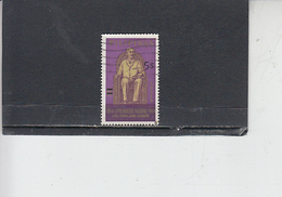 FILIPPINE  1970 - Yvert  774 - Soprastampato - Filippine