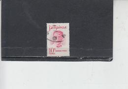 FILIPPINE  1971 - Yvert  804 - M.Ponce - Filippine