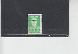 FILIPPINE  1974 - Yvert 964 - R.Palma - Filippine