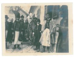 RO 00 - 15634 ORAVITA, Caras-Severin, ETHNICS, Romania - Old Postcard, Real PHOTO 12/9 Cm - Unused - Romania