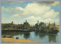 NL.- Gezicht Op Delft. Van Johannes Vermeer. - Schilderijen