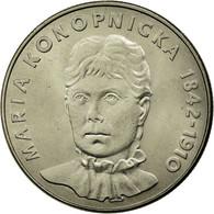 Monnaie, Pologne, 20 Zlotych, 1978, Warsaw, TTB, Copper-nickel, KM:95 - Pologne