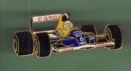 F1 WILLIAMS RENAULT *** CANON *** 27-03 - Automobile - F1