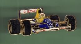 F1 WILLIAMS RENAULT *** CANON *** 27-03 - Car Racing - F1