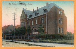 Deutsche Krone Poland 1925 Postcard - Polen