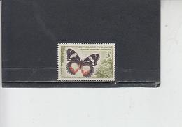 MADAGASCAR - Farfalle - Madagascar (1960-...)