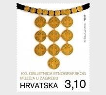 Kroatië / Croatia - Postfris / MNH - 100 Jaar Ethnografisch Museum 2019 - Kroatië
