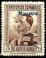 Guinea Española Nº 215M En Nuevo - Guinea Española