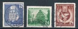 DDR 317 - 319 Gestempelt - DDR