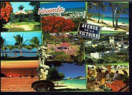 Nouvelle-Calédonie - Carte Postale Multivues De Nouméa, écrite En 2001 - TB - - Nouvelle-Calédonie