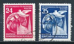 DDR 320/21 Gestempelt - DDR