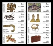 Ireland 2019 Mih. A110/A16 A History Of Ireland In 100 Objects (III) MNH ** - 1949-... Republik Irland