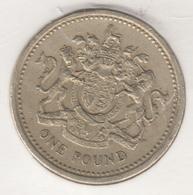 @Y@   Groot Brittanië   1 Pound / Pond 1983  (4794) - 1971-…: Dezimalwährungen