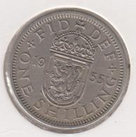 @Y@   Groot Brittanië   1 Shilling   1955  (4791) - 1902-1971: Postviktorianische Münzen