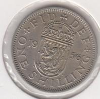 @Y@   Groot Brittanië   1 Shilling   1956  (4790) - 1902-1971: Postviktorianische Münzen