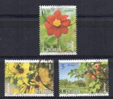 Serbia - 2007 - Flora - Used - Serbie