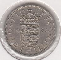 @Y@   Groot Brittanië   1 Shilling   1963  (4788) - 1902-1971: Postviktorianische Münzen