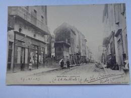 Réf: 80-2-146   SAINT-PONS ( Il Y En A Deux !!!! )     Grand'Rue - Saint-Pons-de-Mauchiens
