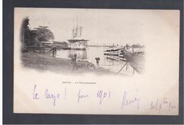 INDOCHINA Saigon La Triomphante 1901 OLD POSTCARD - Viêt-Nam