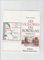 PUB - VIN DE BORDEAUX - VIGNOBLES DE BORDEAUX -MARGAUX - PAUILLAC - CHATEAU REYSSON - CATALOGUE 5 PAGES 1977 - Alcools