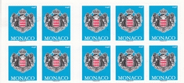 "Monaco Carnet N° 19** ""Armoiries"" - Carnets"
