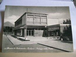 1960 - Marina Di Pietrasanta - Tonfano - Palazzo Delle Poste - - Poste & Postini
