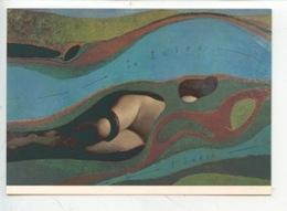 Max Ernst (1891/1976) Der Garten, Le Jardin De La France (G. Pompidou) Cp Vierge (nu) - Schilderijen