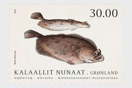 Groenland / Greenland - Postfris / MNH - Complete Set Vissen 2019 - Groenland