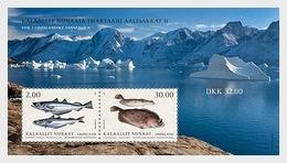 Groenland / Greenland - Postfris / MNH - Sheet Vissen 2019 - Groenland