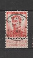 COB 118 Oblitéré BOOM A - 1912 Pellens