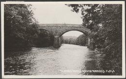 Beaford Bridge & River Torridge, Devon, 1961 - Chapman & Son RP Postcard - Other