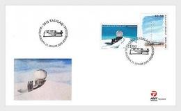 Groenland / Greenland - Postfris / MNH - FDC Verlaten Stations 2019 - Groenland