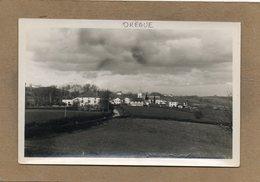 CPA - OREGUE (64) - Aspect Du Bourg En 1950 - Andere Gemeenten