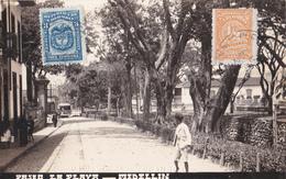 CPA Colombie - Paseo La Playa - Midellin - Photografia Obando C - 1924 - Colombie