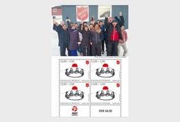 Groenland / Greenland - Postfris / MNH - Sheet Leger Des Heils 2019 - Groenland