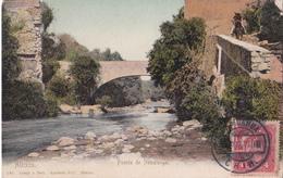 CPA Mexique / Mexico - Altixco - Puente De Nexatengo - 1907 - état - Mexique