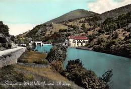 Cartolina Sampeire Valle Varaita Il Lago - Cuneo