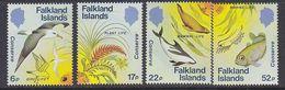Falkland Islands 1984 Nature Conservation 4v ** Mnh (41759) - Falklandeilanden