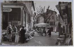 CPSM  - VENCE - Le Marché - Vence