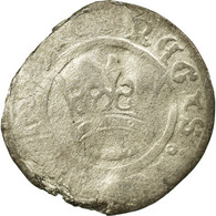 Monnaie, Pologne, Sigismund I, 1/2 Grosz, TB, Argent - Pologne