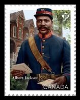 Canada 2019 Mih. 3706 First Black Postman Albert Jackson MNH ** - 1952-.... Elizabeth II